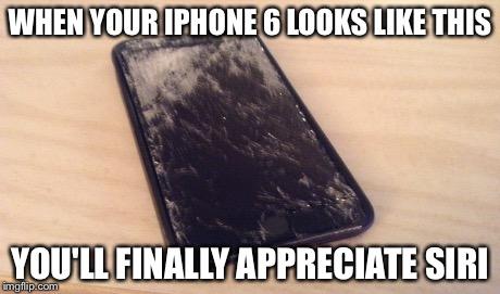 iPhone 6 Plus Siri - Imgflip