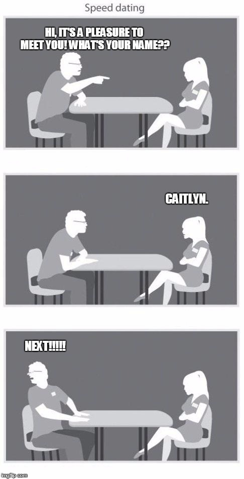 hi speed dating speed dating seating chart