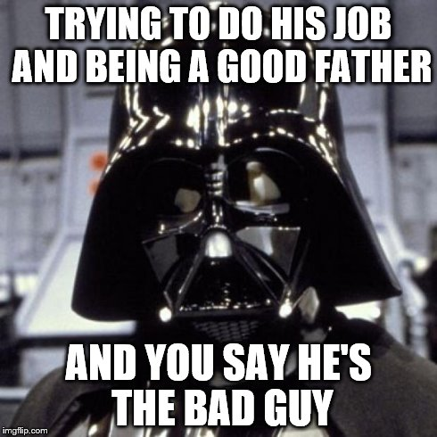 Darth Vader Imgflip
