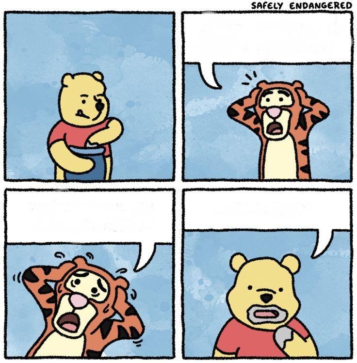 """pooh"" Meme Templates"