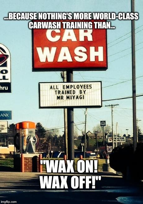Funny Car Wash Memes
