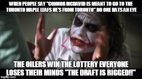How The Nhl 2015 Draft Was To Suppose To Go Imgflip