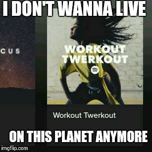 I DON'T WANNA LIVE ON THIS PLANET ANYMORE | image tagged in shit,generation,sucks | made w/ Imgflip meme maker