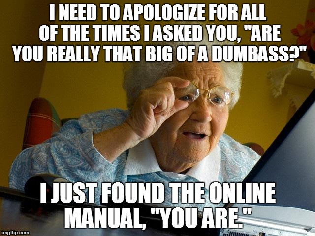 mpnit grandma finds the internet meme imgflip