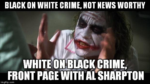 Image result for meme black on white crimes