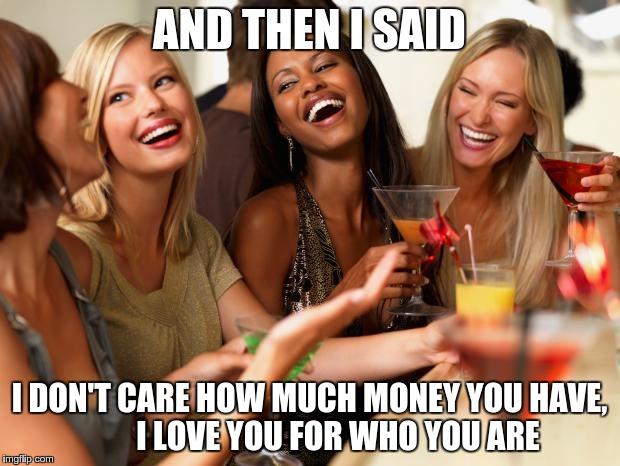 laughing meme Girls