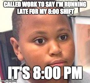 Late Night Work Meme