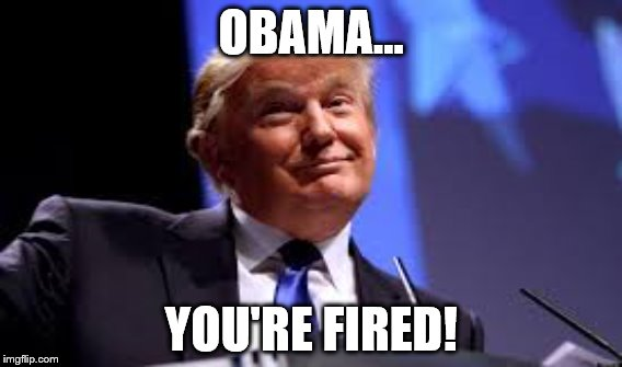 """Make America Great Again!"" 