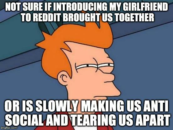 dating anti social meme