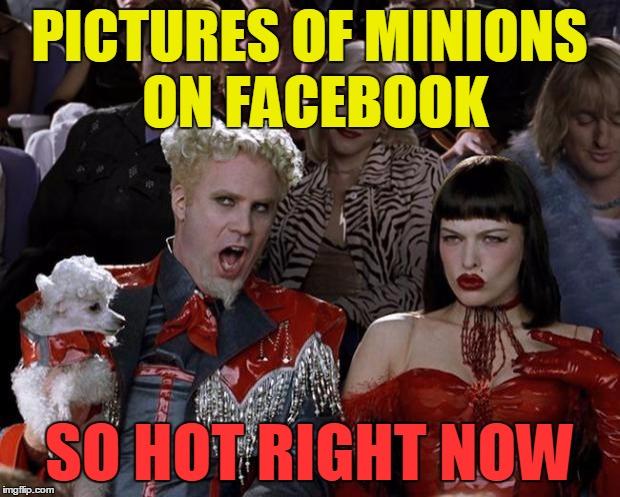 Mugatu So Hot Right Now Meme - Imgflip