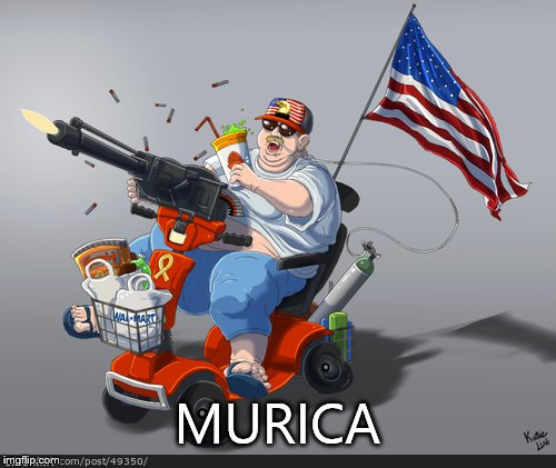 MURICA | made w/ Imgflip meme maker