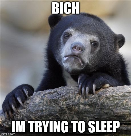 Image result for trying to sleep memes