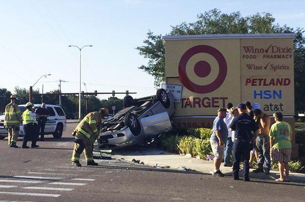 Car Crash Target