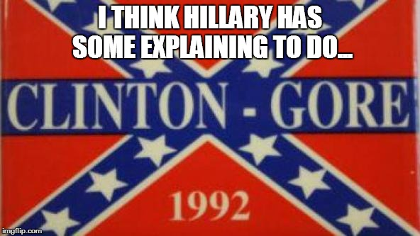 I THINK HILLARY HAS SOME EXPLAINING TO DO... | made w/ Imgflip meme maker