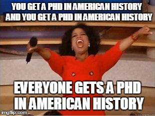 History of phd