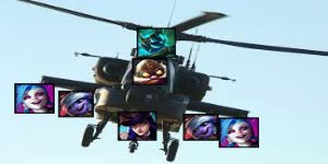 Riot's inspiration | image tagged in lol,riot,plz,champion,hecarim | made w/ Imgflip meme maker