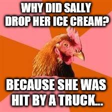 Anti Jokes with Little Sally - Imgur