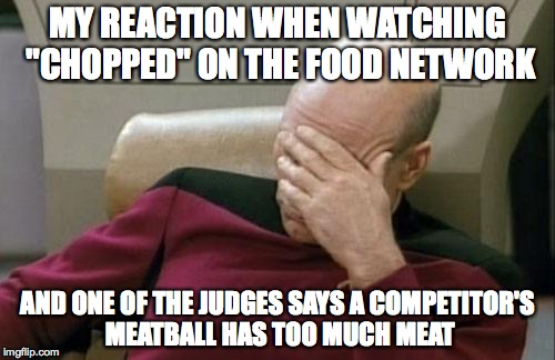 nq24h the food network is really becoming annoying now imgflip