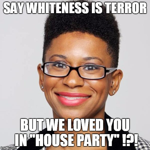 "Ida House Party | SAY WHITENESS IS TERROR BUT WE LOVED YOU IN ""HOUSE PARTY"" !?! 