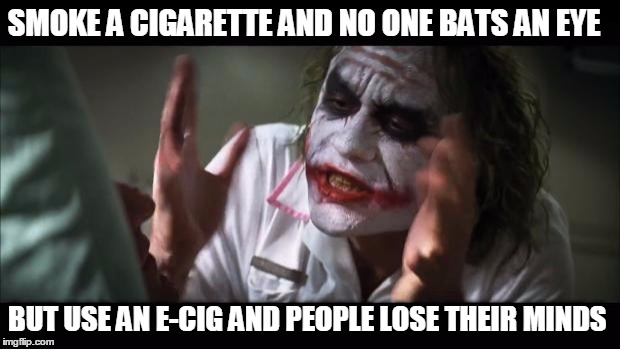 nsoaa smoking cigarettes vs e cigs imgflip
