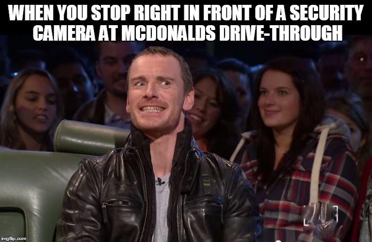 Funny Face Meme Maker : Image tagged in michael fassbender face you make mcdonalds face