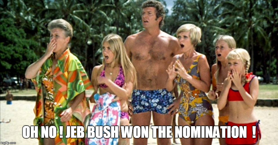 Image Tagged In Memesjeb Bushelection 2016road To Whitehouse