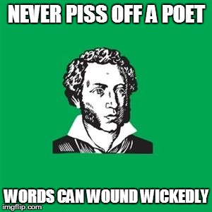 FAIR WARNING | NEVER PISS OFF A POET WORDS CAN WOUND WICKEDLY | image tagged in typical poet man,poetry,philosophy | made w/ Imgflip meme maker