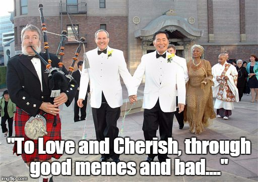 "MEANMEMES | ""To Love and Cherish, through good memes and bad...."" 