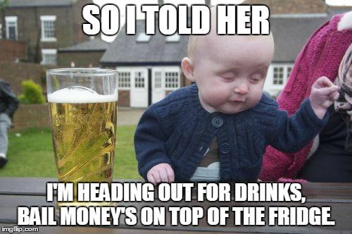 drunk baby meme imgflip