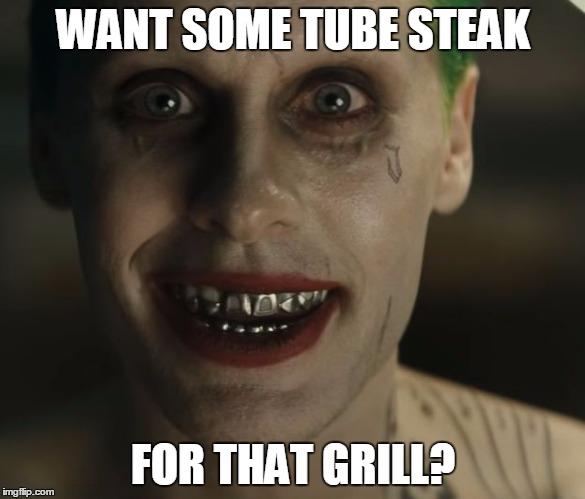 o6ah9 leto joker teeth meme generator imgflip