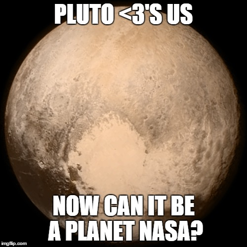 planet pluto not a meme - photo #9