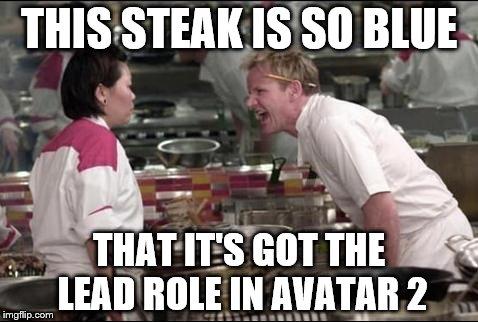 Cooking Dinner Meme