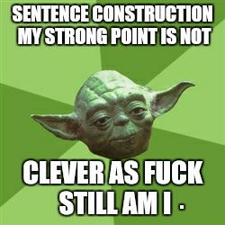 For the grammar Nazis hating on your memes | . | image tagged in grammar nazi | made w/ Imgflip meme maker