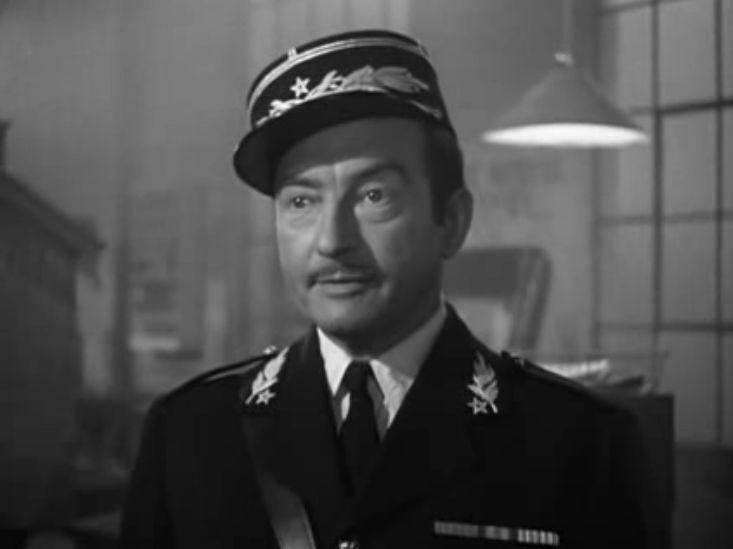 Captain Renault is shocked to find Claude Rains gambling in Casa Meme Template