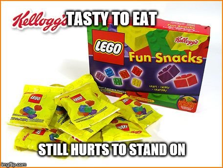 Gummy Lego | TASTY TO EAT STILL HURTS TO STAND ON | image tagged in lego,snacks,sweets,gummy,candy | made w/ Imgflip meme maker