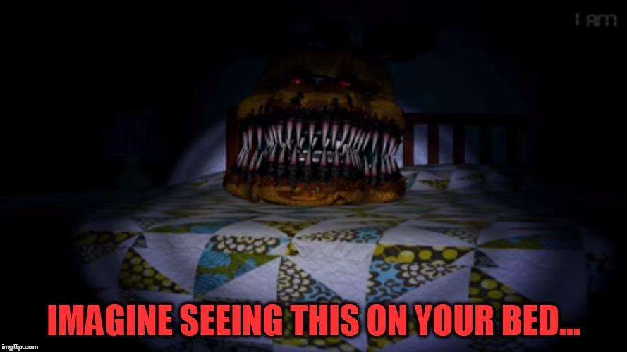 Fredbear Bed