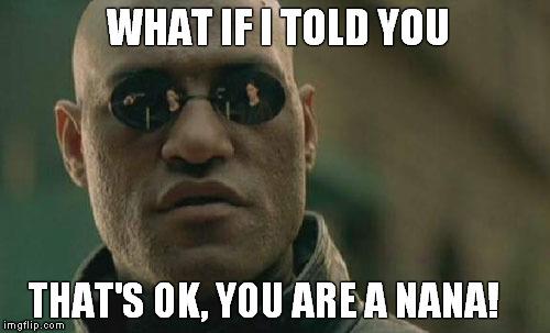 orjj5 matrix morpheus meme imgflip,Nana Meme