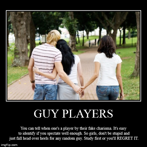 How To Tell When A Guy Is A Player