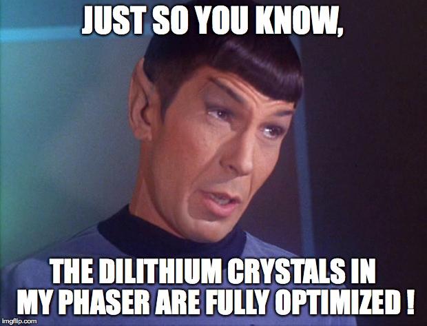 Star Trek Spock Meme Spock - Imgflip