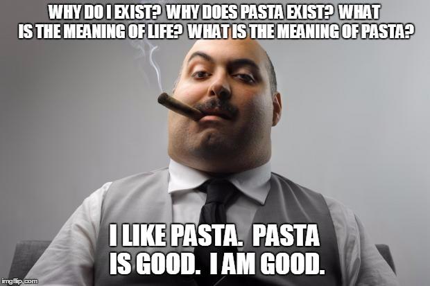 why do i exist