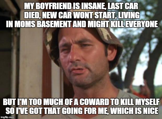 I feel like a hostage. - Imgflip