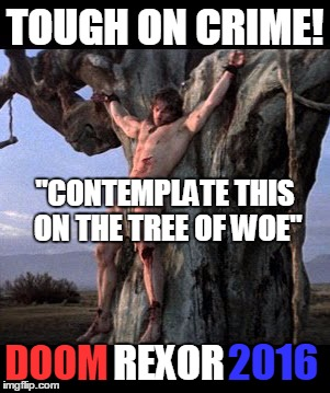 """... TREE OF WOE""""   image tagged in tree of woe,memes,election 2016,doom"""