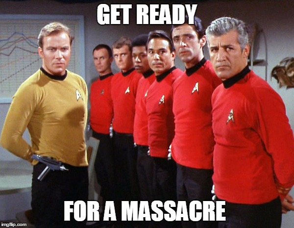 GET READY FOR A MASSACRE | made w/ Imgflip meme maker