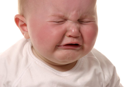 Crying baby is crying again Blank Template - Imgflip