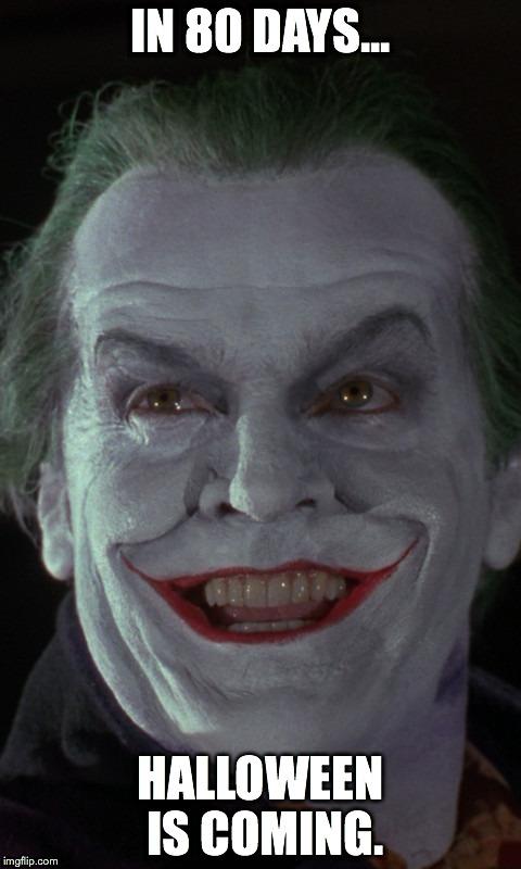 pfj9v the joker's halloween countdown imgflip
