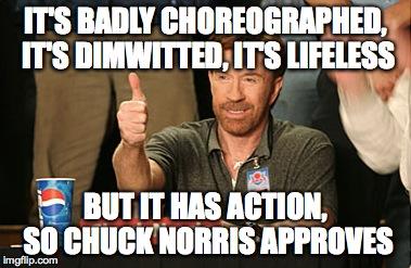 lightsaber Chuck norris