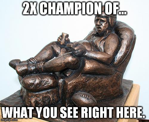 Armchair Quarterback Meme