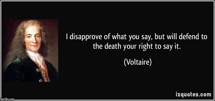 -Voltaire | made w/ Imgflip meme maker