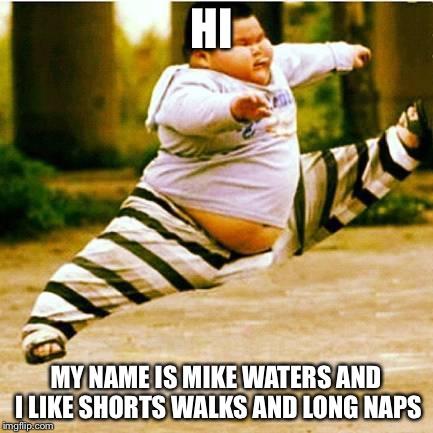 i like fat