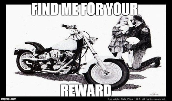 Liam | FIND ME FOR YOUR REWARD | image tagged in hunt | made w/ Imgflip meme maker
